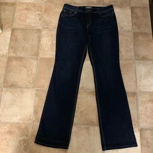 "Chico's ""So Slimming"" Dark Wash Jeans"